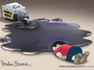 Aylan Bebek ve Charlie Hebdo