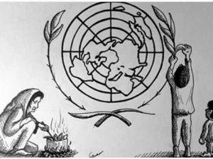 BM Yaprakları, Açlık