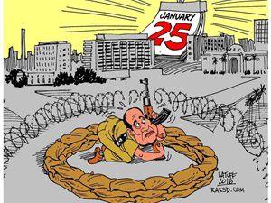 25 Ocak Devrimi ve Mısır Cuntası!