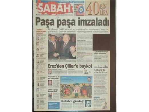28 Şubat'ta Darbeci Medyanın Manşetleri 18