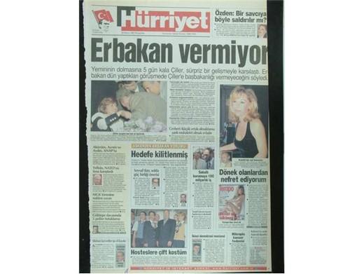 28 Şubat'ta Darbeci Medyanın Manşetleri 21
