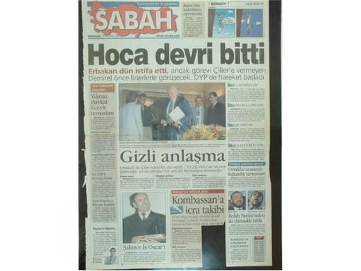 28 Şubat'ta Darbeci Medyanın Manşetleri 22