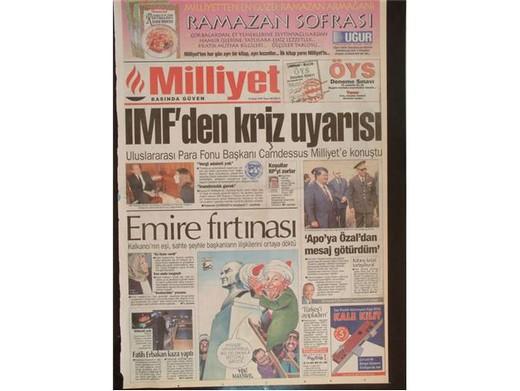 28 Şubat'ta Darbeci Medyanın Manşetleri 28