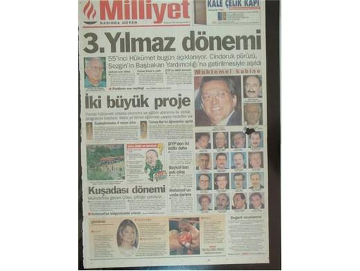 28 Şubat'ta Darbeci Medyanın Manşetleri 30