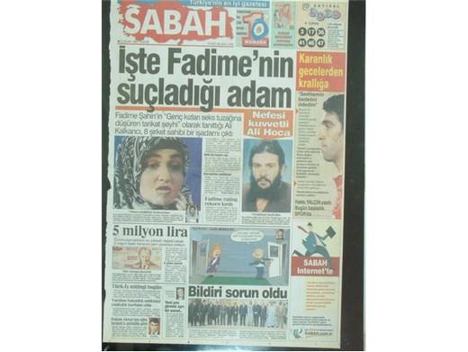 28 Şubat'ta Darbeci Medyanın Manşetleri 34