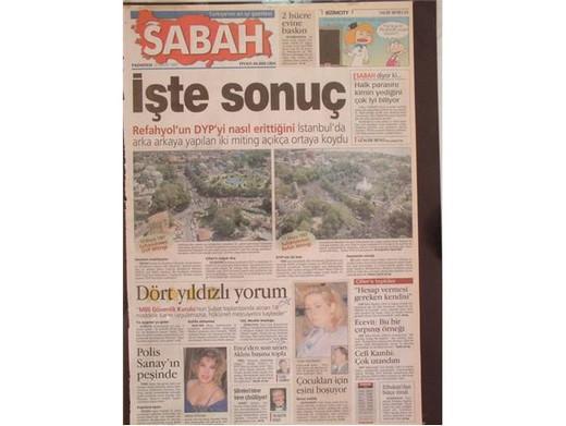 28 Şubat'ta Darbeci Medyanın Manşetleri 5