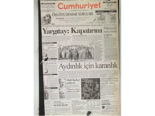 28 Şubat'ta Darbeci Medyanın Manşetleri 6