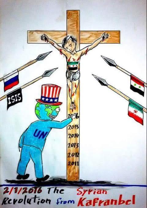 Mazlum Suriye Halkı Hergün Katlediliyor 1