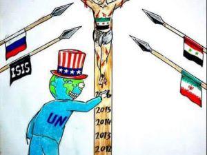 Mazlum Suriye Halkı Hergün Katlediliyor