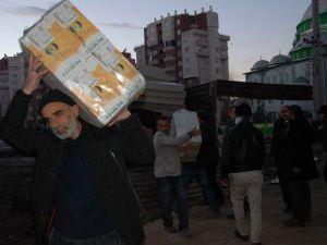 Sur Halkına Yardımlar Devam Ediyor