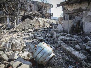 PKK/HDP'nin Hendek Siyaseti Cizre'yi Bu Hale Getirdi