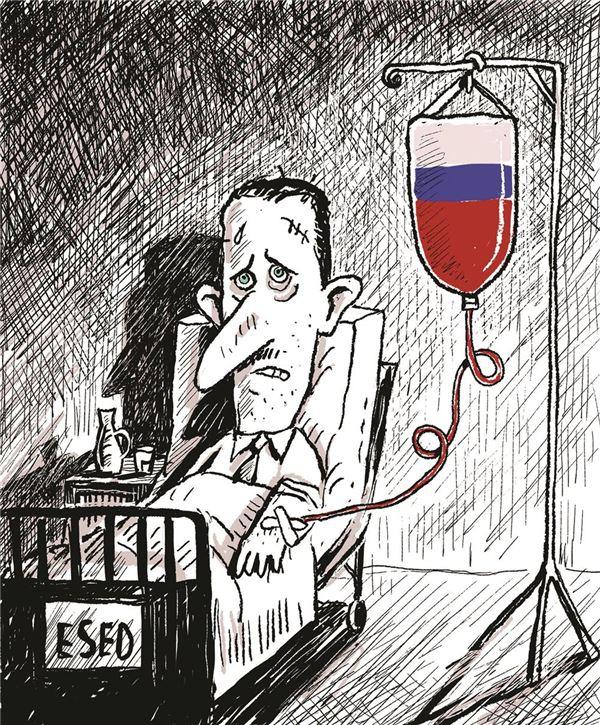 Rusya'dan Esed'e Kan... galerisi resim 1