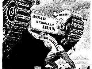 Halep Kan İçicilere Karşı Direniyor