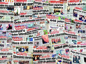 28 Şubat Medyasının Kirli Manşetleri
