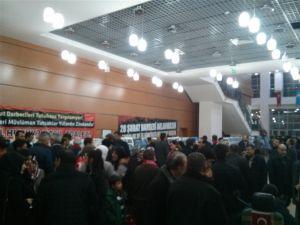 """Sivas'ta """"28 Şubat ile Hasaplaşma Günleri"""" Etkinliği"""