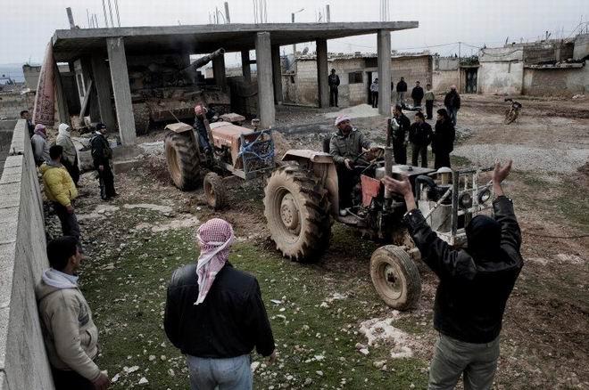 Fransız Gazetecinin Objektifinden Suriye 10
