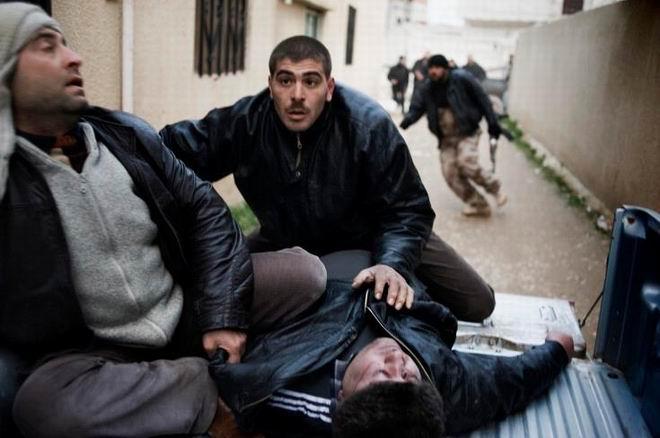 Fransız Gazetecinin Objektifinden Suriye 12