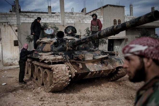 Fransız Gazetecinin Objektifinden Suriye 13