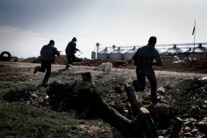 Fransız Gazetecinin Objektifinden Suriye 15