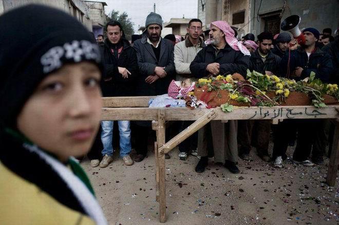 Fransız Gazetecinin Objektifinden Suriye 18
