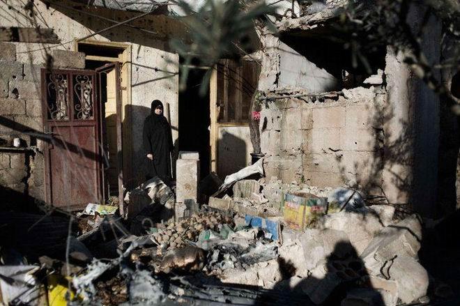 Fransız Gazetecinin Objektifinden Suriye 21