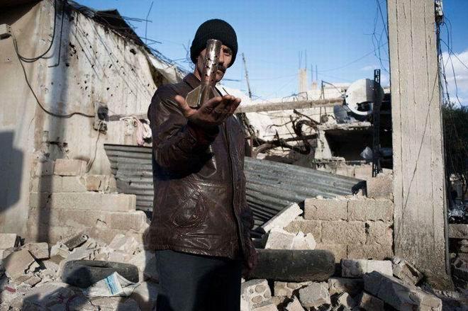 Fransız Gazetecinin Objektifinden Suriye 23