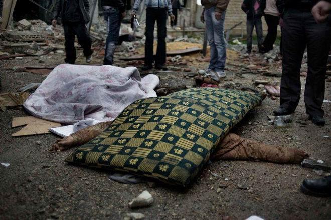 Fransız Gazetecinin Objektifinden Suriye 25