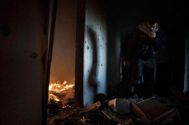 Fransız Gazetecinin Objektifinden Suriye 26