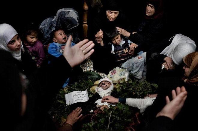 Fransız Gazetecinin Objektifinden Suriye 5