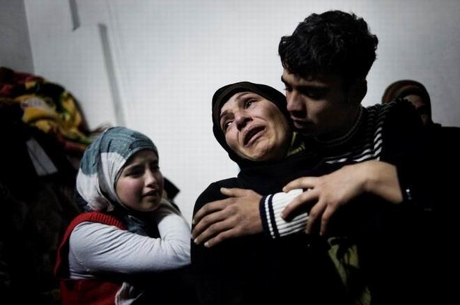 Fransız Gazetecinin Objektifinden Suriye 7