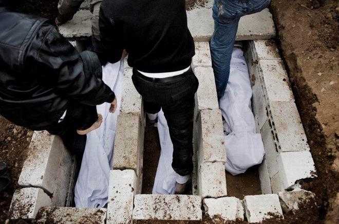Fransız Gazetecinin Objektifinden Suriye 8