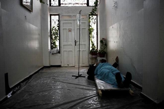 Fransız Gazetecinin Objektifinden Suriye 9