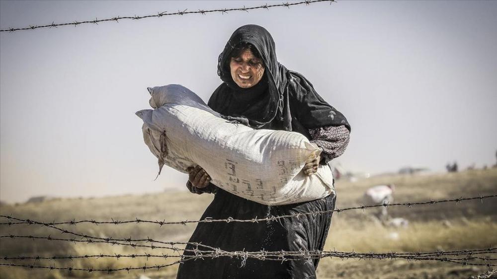 8 Mart'ta Adı Anılmayan Suriyeli Kadınlar 1
