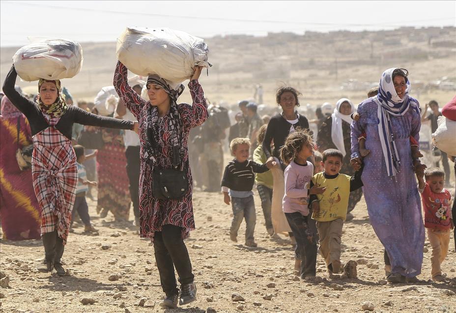 8 Mart'ta Adı Anılmayan Suriyeli Kadınlar 25