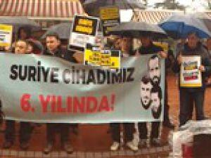 Suriye İntifadası Bartın'da Selamlandı!