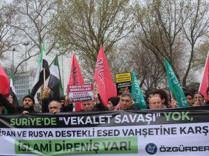 Suriye İntifadası İstanbul'da Selamlandı!