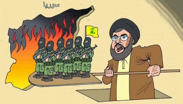 Nasrallah, Tüm Gücüyle Katil Esed'in Yanında galerisi resim 1