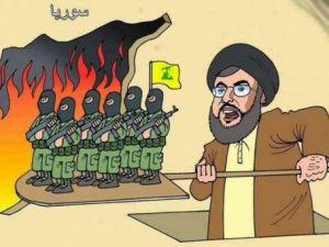 Nasrallah, Tüm Gücüyle Katil Esed'in Yanında
