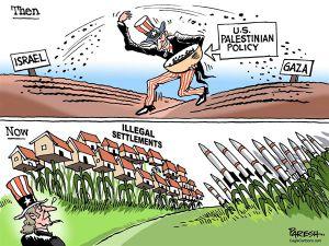 ABD Yeni Yerleşim Planlarını Eleştirdi