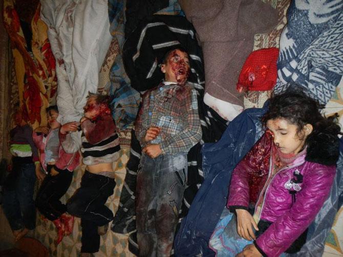 (+18) Humus-Kerem Zeytunda Yaşanan Katliamın Görüntüleri 29