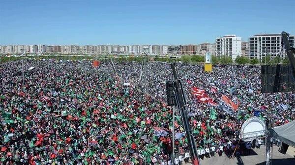"""Diyarbakır'da """"Kutlu Doğum"""" Buluşması 1"""