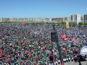 """Diyarbakır'da """"Kutlu Doğum"""" Buluşması"""