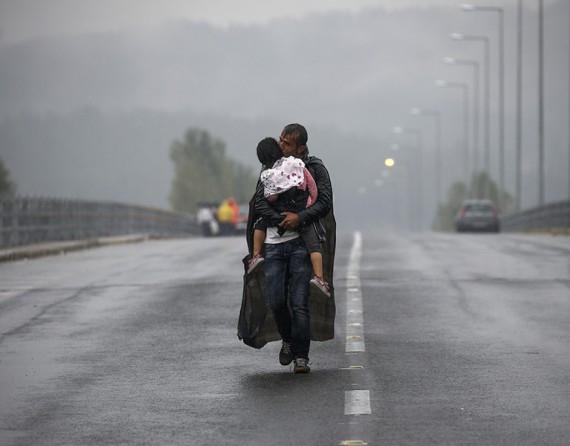 Mülteci Dramını Böyle 'Çektiler' 1