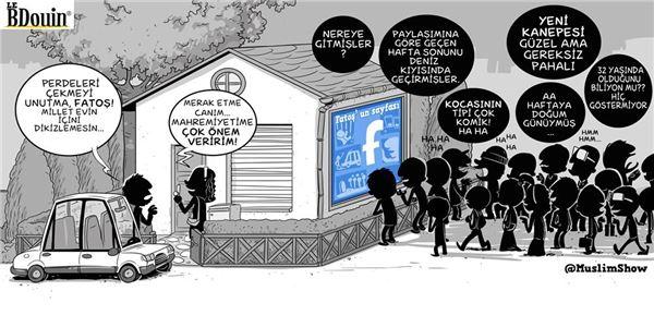 Sosyal Medya ve Mahremiyet galerisi resim 1