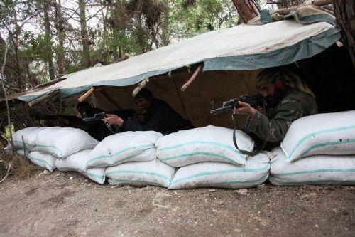 Özgür Suriye Ordusu kampından görüntüler 5
