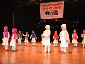 Ekin Çocuk Oyun Evi Yıl Sonu Programını Yaptı