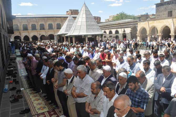 Dürümlü Katliamı Diyarbakır'da Protesto Edildi 1
