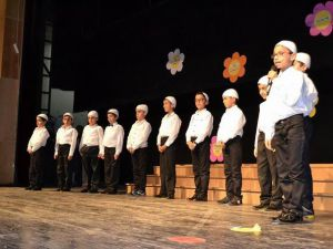 Bingöl Özgür-Der Çocuk Kulübünden Yıl Sonu Programı