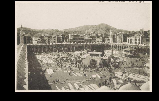 1800-1900 Arası Mekke ve Medine 1