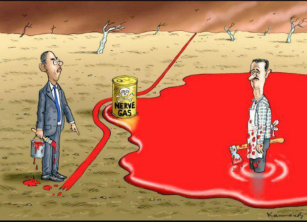 Obama'nın Kırmızı Çizgisi 1